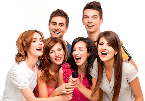 Karaoke.ru - простое решение сделать праздник веселым