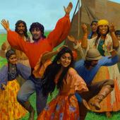 Цыганская народная