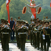 Отдельный военный показательный оркестр Министерства обороны РФ